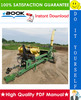 Thumbnail ☆☆ Best ☆☆ John Deere 3940, 3950, 3960, 3970 Forage Harvesters Technical Manual