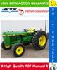 Thumbnail ☆☆ Best ☆☆ John Deere 2040, 2240 Tractor Technical Manual