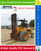 Thumbnail ☆☆ Best ☆☆ John Deere 480C Forklift Technical Manual