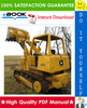 Thumbnail ☆☆ Best ☆☆ John Deere 655 Crawler Loader Technical Manual
