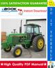 Thumbnail ☆☆ Best ☆☆ John Deere 4050, 4250, 4450, 4650, 4850 Tractors Technical Manual