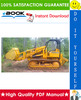 Thumbnail ☆☆ Best ☆☆ John Deere 450D Crawler Bulldozer, 455D Crawler Loader Technical Manual
