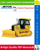 Thumbnail ☆☆ Best ☆☆ John Deere 550A Crawler Bulldozer, 555A Crawler Loader Technical Manual