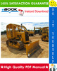 Thumbnail ☆☆ Best ☆☆ John Deere 450E Crawler Bulldozer, 455E Crawler Loader Repair Technical Manual