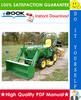 Thumbnail ☆☆ Best ☆☆ John Deere 655, 755, 855, 955, 756, 856 Compact Utility Tractors Technical Manual