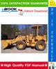 Thumbnail ☆☆ Best ☆☆ John Deere 84 Loader Repair Technical Manual
