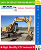 Thumbnail ☆☆ Best ☆☆ John Deere 70D Excavator Repair Technical Manual