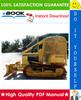 Thumbnail ☆☆ Best ☆☆ John Deere 400G Crawler Bulldozer Repair Technical Manual