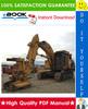 Thumbnail ☆☆ Best ☆☆ John Deere 493D Feller-Buncher Technical Manual