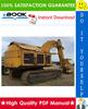 Thumbnail ☆☆ Best ☆☆ John Deere 793D Feller-Buncher Technical Manual