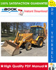 Thumbnail ☆☆ Best ☆☆ John Deere 210C, 310C, 215C Backhoe Loader Operation and Test Technical Manual