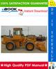 Thumbnail ☆☆ Best ☆☆ John Deere 344E, 444E Loader Operation and Test Technical Manual