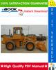 Thumbnail ☆☆ Best ☆☆ John Deere 344E, 444E Loader Repair Technical Manual