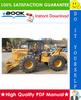 Thumbnail ☆☆ Best ☆☆ John Deere 540D Skidder, 548D Grapple Skidder Repair Technical Manual