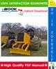 Thumbnail ☆☆ Best ☆☆ John Deere 640D Skidder, 648D Grapple Skidder Repair Technical Manual