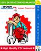 Thumbnail ☆☆ Best ☆☆ John Deere 21C, 21S, 21HC, 45BP Hand Held Products Technical Manual