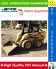Thumbnail ☆☆ Best ☆☆ John Deere 4475, 5575, 6675, 7775 Skid Steer Loaders Technical Manual