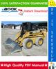 Thumbnail ☆☆ Best ☆☆ John Deere 8875 Skid Steer Loader Technical Manual