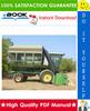 Thumbnail ☆☆ Best ☆☆ John Deere 9935 Cotton Picker Technical Manual