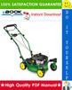 Thumbnail ☆☆ Best ☆☆ John Deere M10, M21, M23 21-Inch Walk-Behind Mowers Technical Manual