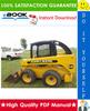 Thumbnail ☆☆ Best ☆☆ John Deere 240, 250 Skid Steer Loaders Technical Manual