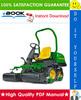 Thumbnail ☆☆ Best ☆☆ John Deere 2500, 2500A, 2500E Professional Greens Mower Technical Manual