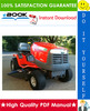 Thumbnail ☆☆ Best ☆☆ John Deere S1642, S1742, S2046, S2546 Limited Edition Scotts Lawn Tractors Technical Manual