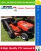 Thumbnail ☆☆ Best ☆☆ John Deere S2048, S2348, S2554 Scotts Yard & Garden Tractors Technical Manual