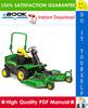 Thumbnail ☆☆ Best ☆☆ John Deere 1420, 1435, 1445, 1545, 1565 Front Mowers Technical Manual