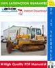 Thumbnail ☆☆ Best ☆☆ Liebherr PR712, PR712B, PR722, PR722B, PR732, PR732B, PR742, PR742B, PR752 Series 2 Litronic Crawler Dozer Technical Manual