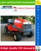 Thumbnail ☆☆ Best ☆☆ John Deere L1642, L17.542, L2048, L2548 Scotts Lawn Tractor Technical Manual