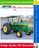 Thumbnail ☆☆ Best ☆☆ John Deere 2440, 2640 Tractors Technical Manual (S/N: 340999)