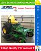 Thumbnail ☆☆ Best ☆☆ John Deere 717A, 727A Mini-Frame Z-Trak Technical Manual
