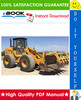 Thumbnail ☆☆ Best ☆☆ John Deere 444D, 544D, 644D Loader Repair, Operation and Tests Technical Manual