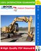 Thumbnail ☆☆ Best ☆☆ John Deere 70D Excavator Repair, Operation and Tests Technical Manual