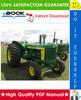 Thumbnail ☆☆ Best ☆☆ John Deere 820 Tractor Technical Manual