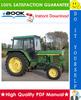 Thumbnail ☆☆ Best ☆☆ John Deere 3030, 3130 Tractors Technical Manual