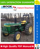 Thumbnail ☆☆ Best ☆☆ John Deere 1640, 1840, 2040, 2040S Tractors Technical Manual