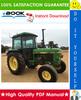 Thumbnail ☆☆ Best ☆☆ John Deere 2140 Tractor Technical Manual