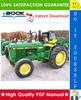 Thumbnail ☆☆ Best ☆☆ John Deere 2150, 2255 Tractors Technical Manual