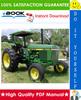 Thumbnail ☆☆ Best ☆☆ John Deere 2350, 2550 Tractors Technical Manual