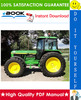 Thumbnail ☆☆ Best ☆☆ John Deere 1350, 1550, 1750, 1850, 1850N, 1950, 1950N, 2250, 2450, 2650, 2650N, 2850, 3050, 3350, 3650 Tractors Technical Manual