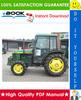 Thumbnail ☆☆ Best ☆☆ John Deere 5300N, 5400N, 5500N Tractors Technical Manual