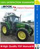 Thumbnail ☆☆ Best ☆☆ John Deere 3210, 3310, 3410, 3210X, 3310X, 3410X Tractors Repair & Operation and Tests Technical Manual