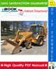Thumbnail ☆☆ Best ☆☆ John Deere 210C, 310C, 215C Backhoe Loader Repair, Operation and Tests Technical Manual