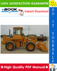 Thumbnail ☆☆ Best ☆☆ John Deere 344E, 444E Loader Repair, Operation and Tests Technical Manual