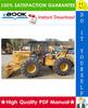 Thumbnail ☆☆ Best ☆☆ John Deere 540D Skidder, 548D Grapple Skidder Repair, Operation and Tests Technical Manual