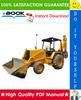 Thumbnail ☆☆ Best ☆☆ John Deere 610B, 610C Backhoe Loaders Repair, Operation and Tests Technical Manual