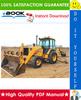 Thumbnail ☆☆ Best ☆☆ John Deere 710C Backhoe Loader Repair, Operation and Tests Technical Manual