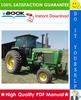Thumbnail ☆☆ Best ☆☆ John Deere 4055, 4255, 4455 Tractors Repair, Operation and Tests Technical Manual